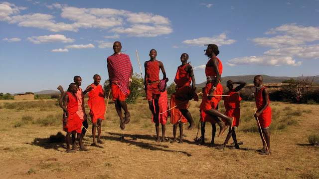 Die Ernährung der Massai und Kitava
