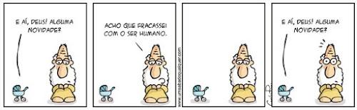 Tirinhas da Luna #64: 'Alguma novidade?' | Ordem da Fênix Brasileira