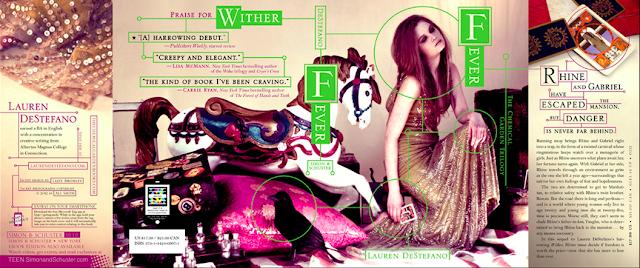 Cover Reveal: Fever by Lauren DeStefano