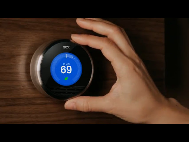 termostato intelligente nest