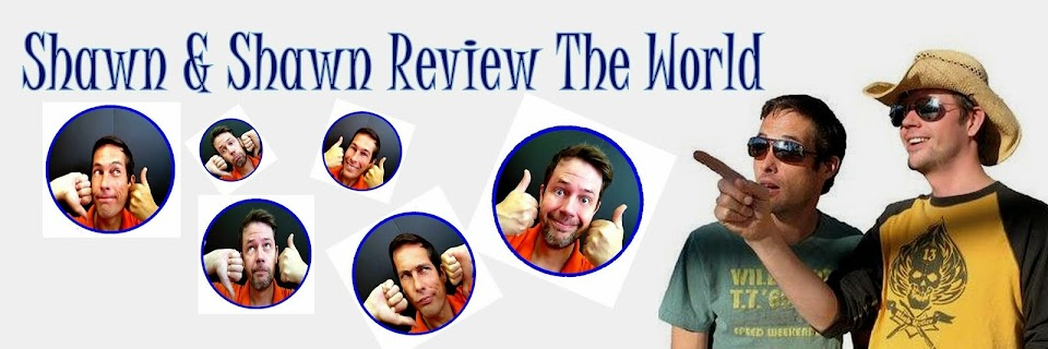 Shawn and Shawn Review the World