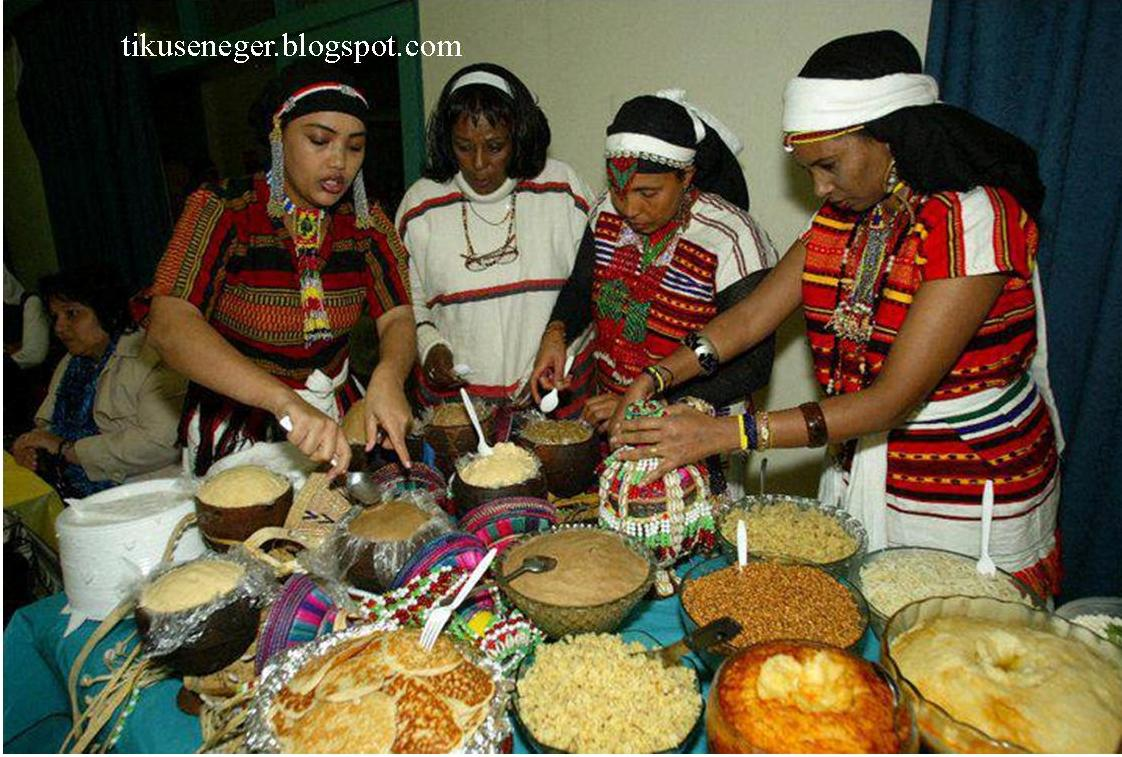 Tikuse Neger: Oromo Culture