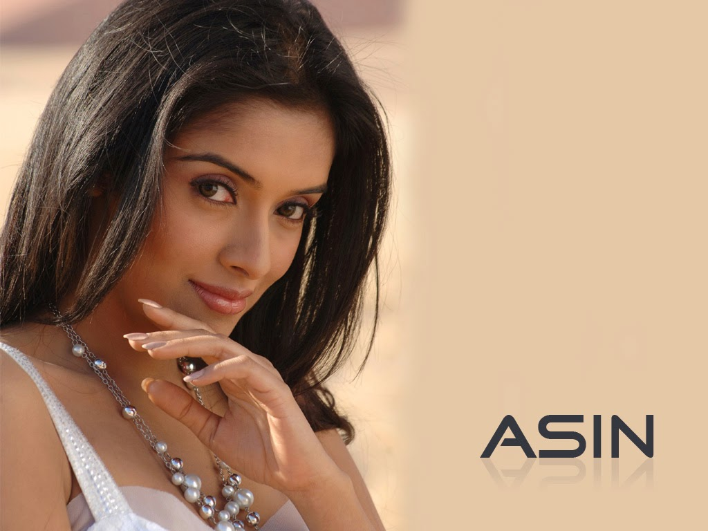 Nice Indian Face: Asin Hot Wallpapers