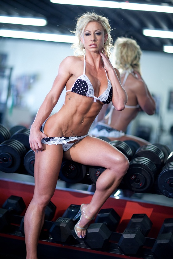 Lacey Fitness Model