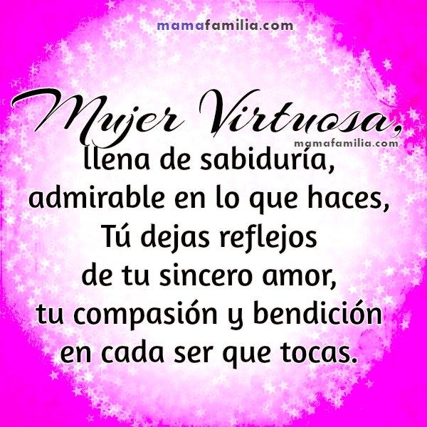 Frases bellas para mama, abuela, tía, hermana, hija que es admirable, especial. Felicitación en cumpleaños, agradecimiento a mi mamá.