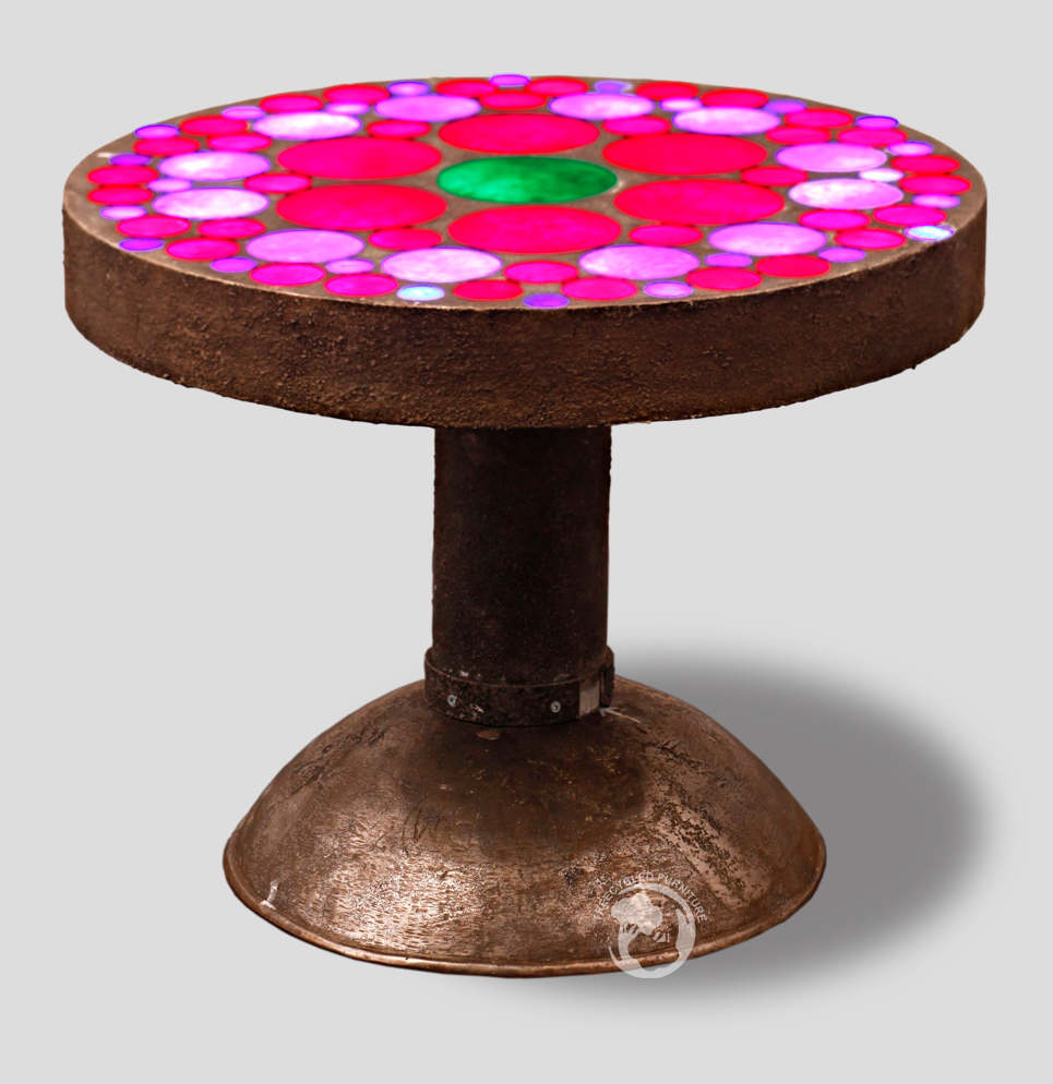 Led furniture hight light led funiture happy coffee table light Led coffee table