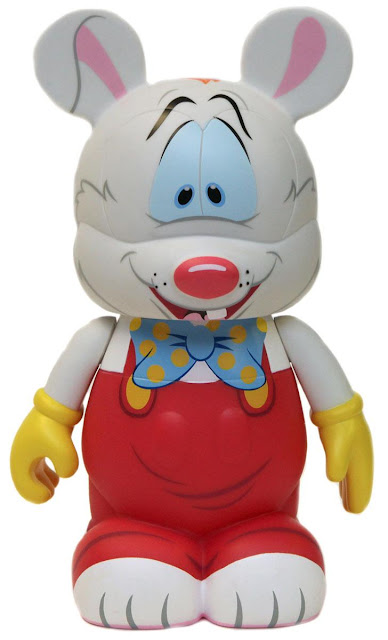 "Roger Rabbit 9"" Disney Vinylmation Vinyl Figure"