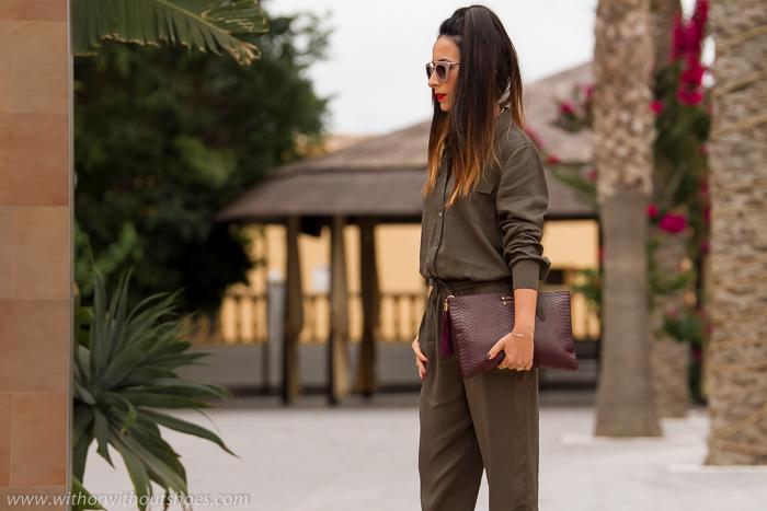 blog de moda de Valencia con ideas de Como utilizar una misma prenda para un lok de dia o de noche