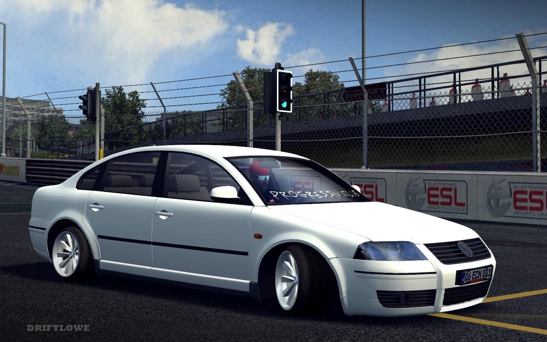 All Types passat 2000 : Live For Speed Mods: Volkswagen Passat 2000