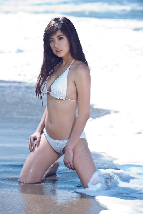 jinri park hot and sexy bikini photos 03