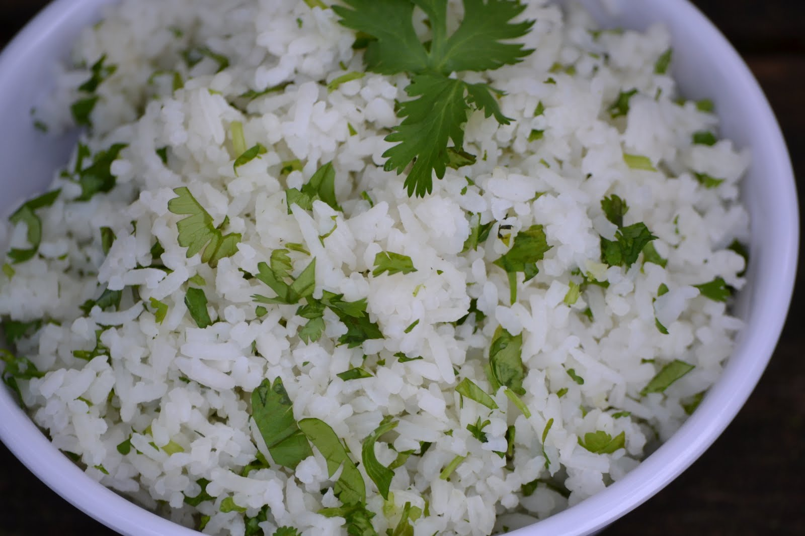 Chipotle's Cilantro Lime Rice Recipes — Dishmaps