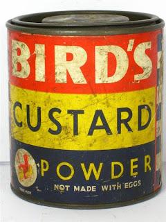 ordinary custard