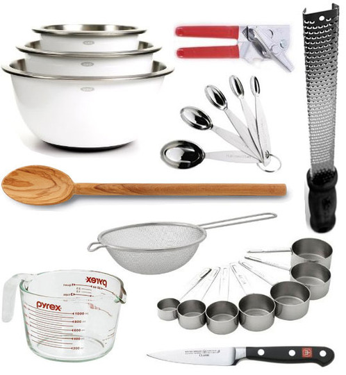 Kitchen Tools And Equipments And Its Uses - Inspirational Kitchen