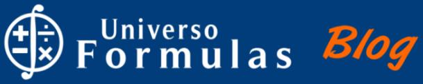 Blog de Universo Formulas