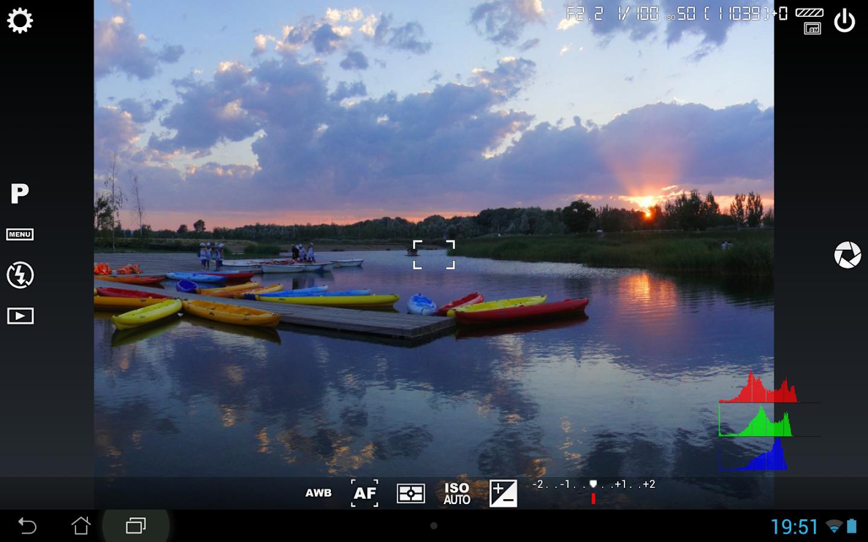 Android Kamera Uygulaması