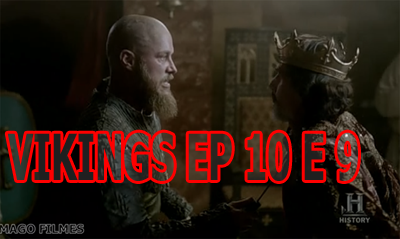 VIKINGS 3ª TEMPORADA EPISÓDIOS 10: