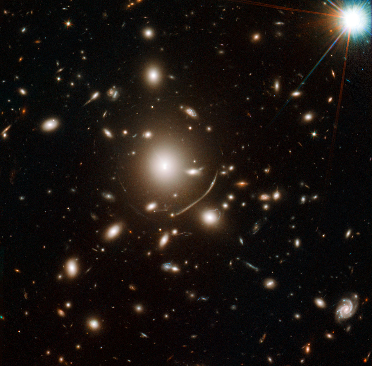 hubble galaxy hd clusters - photo #11