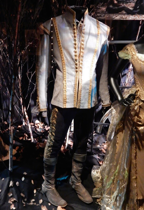 Chris Pine Prince Charming Into the Woods movie costume