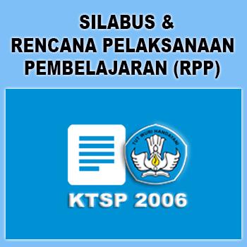 Download Rpp Silabus Prota Prosem Sk Dan Sd Ktsp 2006