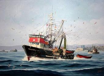 Marina al Óleo
