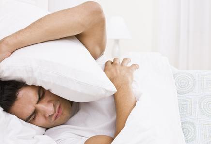 Can tinnitus wake you up