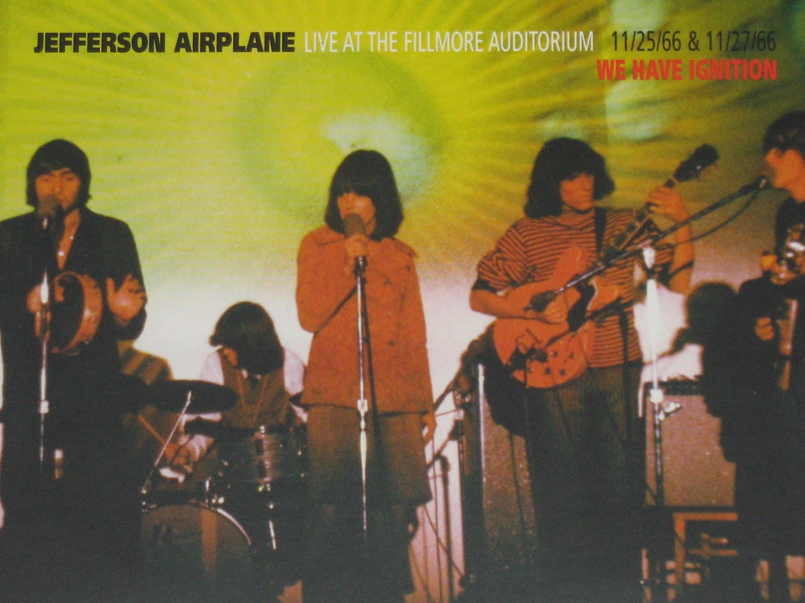 Michael Dohertys Music Log Jefferson Airplane We Have Ignition 2010 Release CD Review