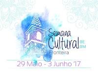 FRONTEIRA: SEMANA CULTURAL