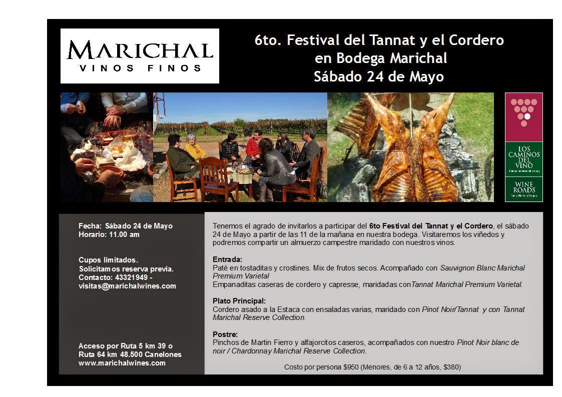 Festival do Tannat e Cordeiro no Uruguai 2014
