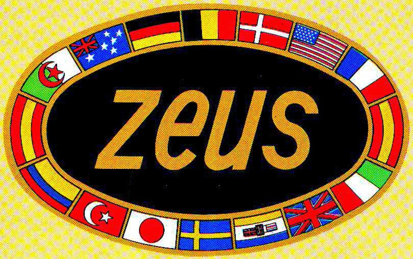 Logo ZEUS - Catalogo 104