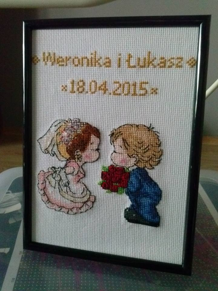 Pamiątka ślubna
