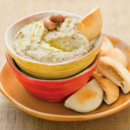 GAFunkyFarmhouse: Foodie Fridays: Boiled Peanut Hummus