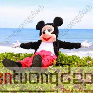 may mascot mickey mouse