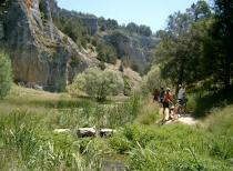 Cañón del Río Lobos 2ª parte VIDEO