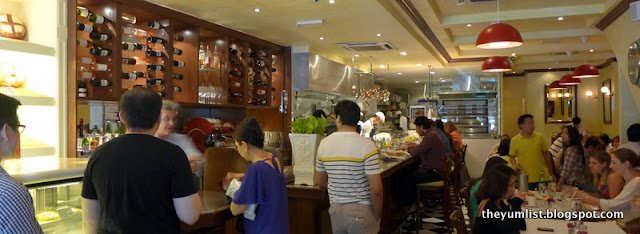 yeast, bangsar, french cafe, french restaurant