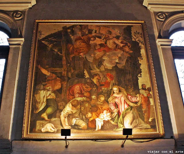 cappella del Rosario San Zanipolo Venecia