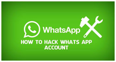 How To Hack WhatsApp Account 2016