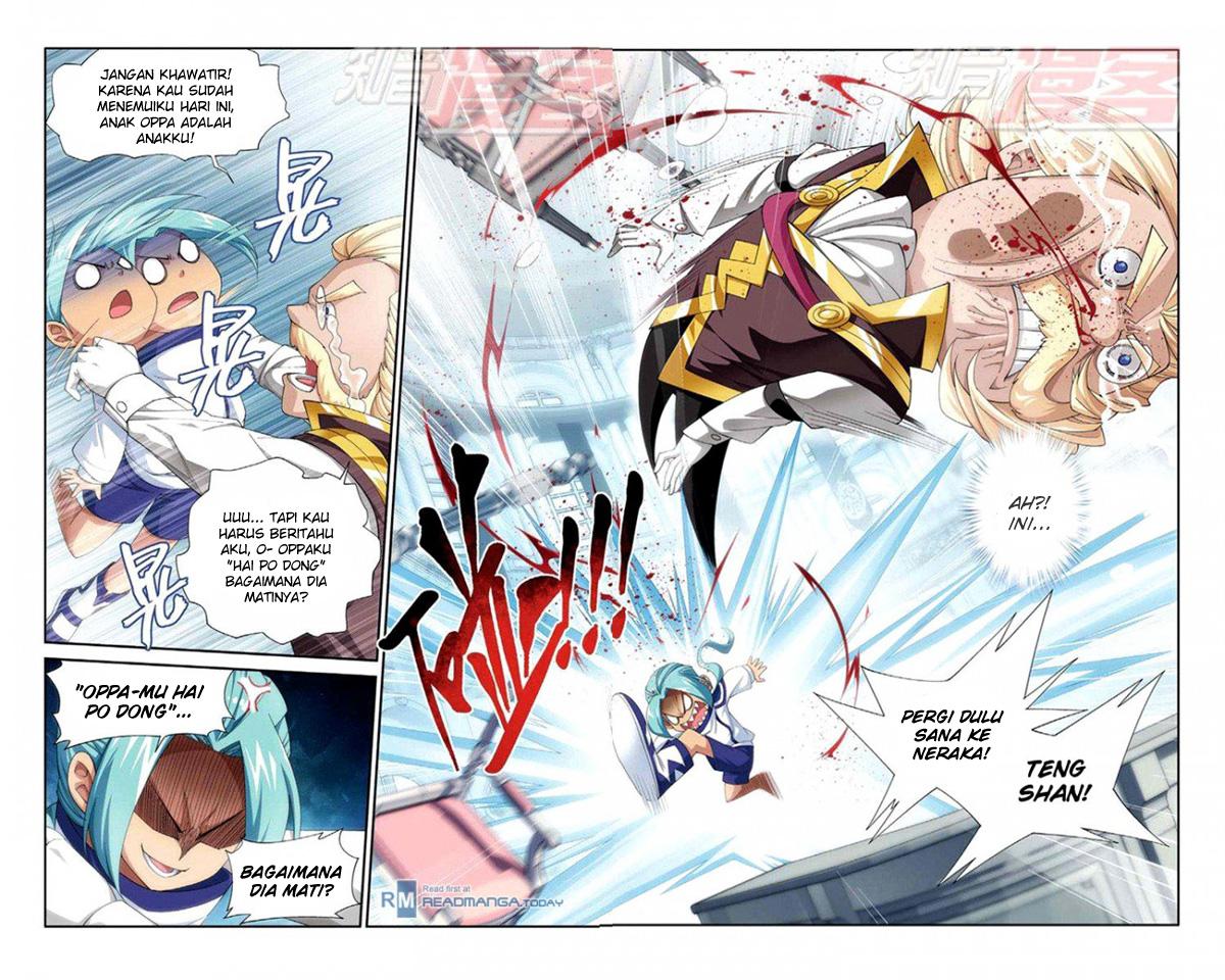 Battle Through Heaven Chapter 62-12