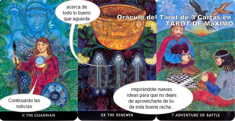 lectura de l tarot: