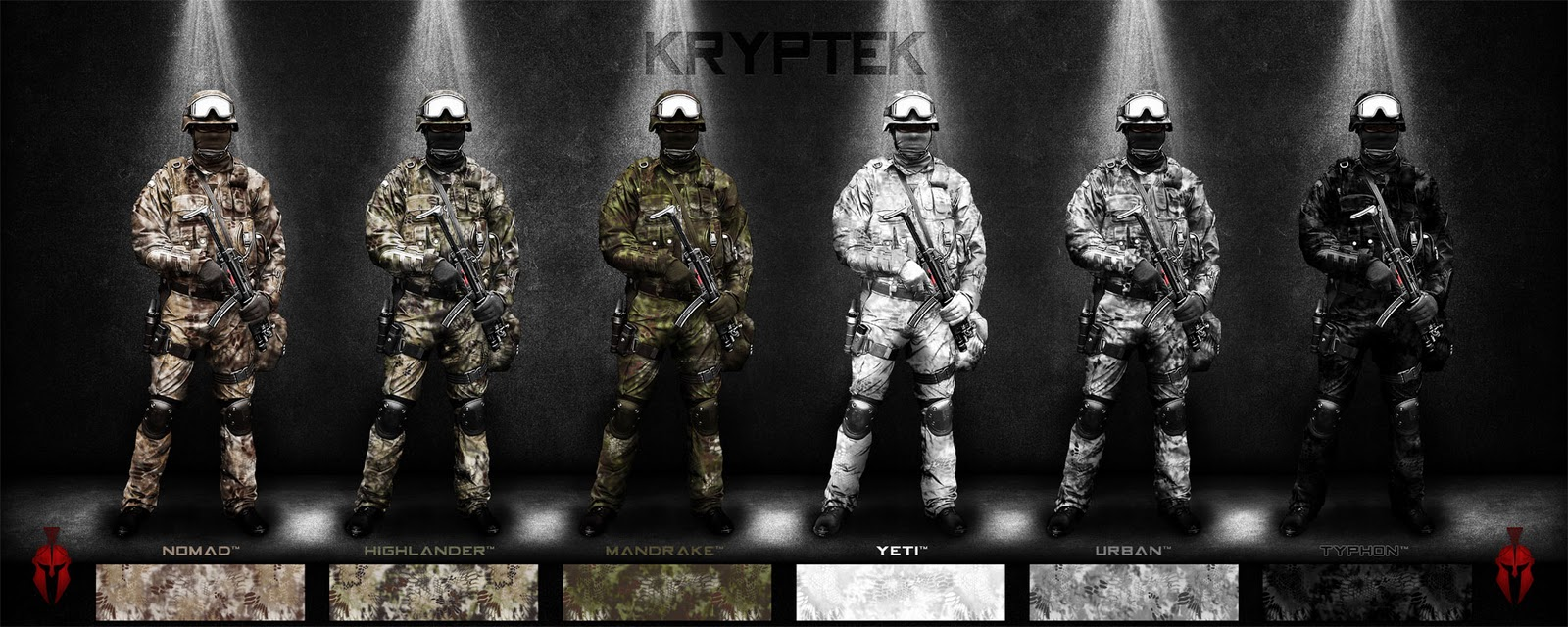 Camo the Army is Considering. Kryptek+camo