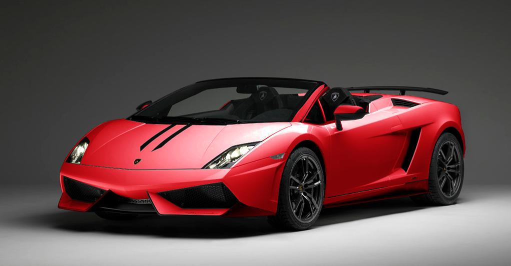 Lamborghini Aventador Spyder >> Autos Deportivos