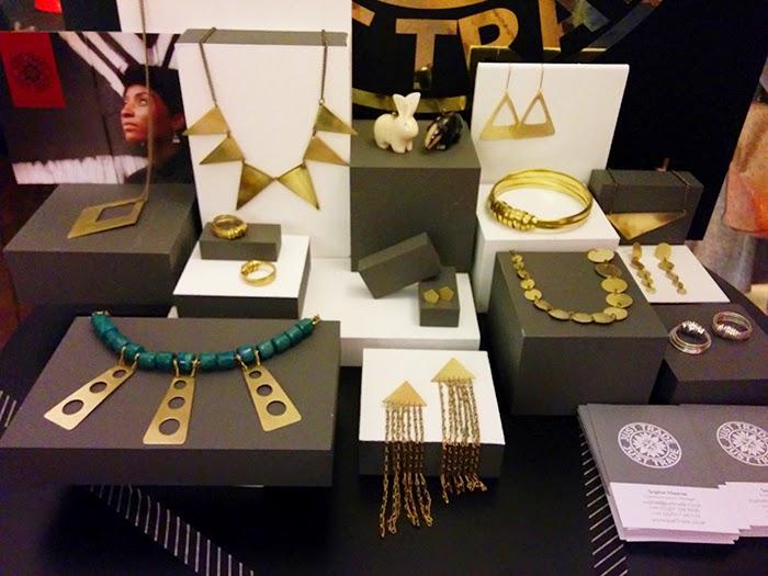 Bloggers Love Fashion Week #BLFW Hub Just Trade Fair Jewellery