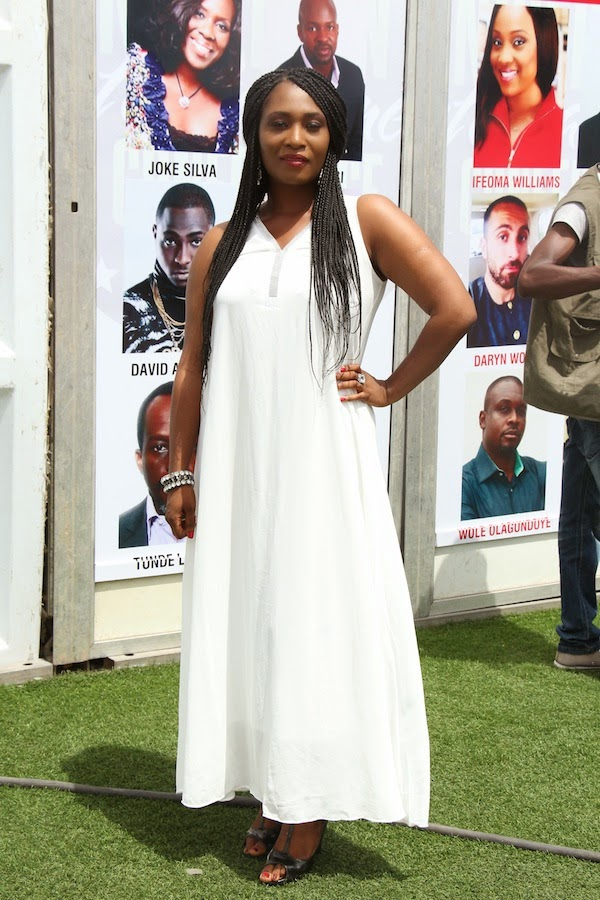 Photos All The Celebrity Styles At The 2015 Nigerian Entertainment Conference Latest Naija