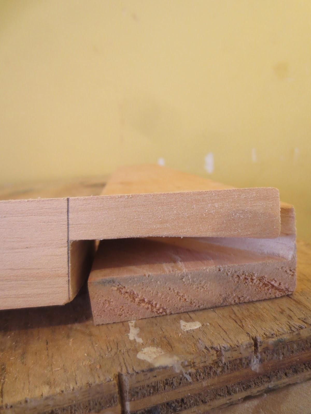 Decoraciones manualidades en madera como hacer un cuadro for Como construir un kiosco en madera