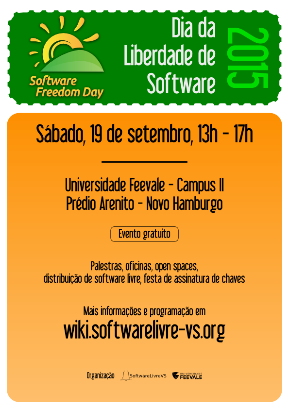 dia liberdade software slvs 2015