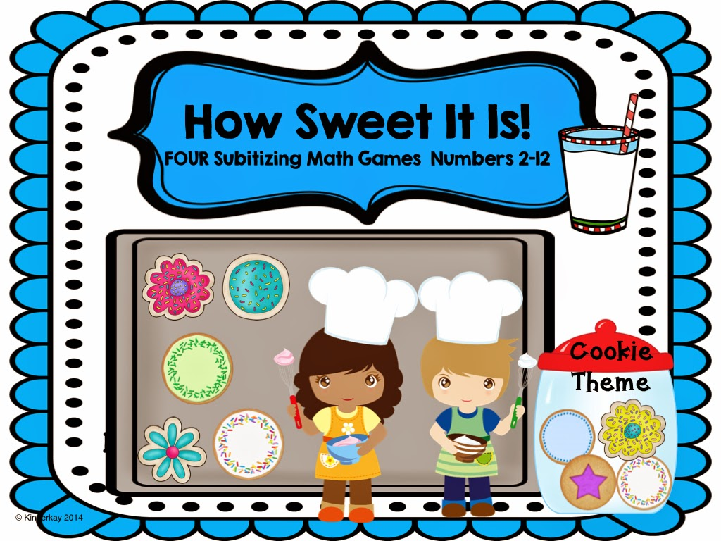 http://www.teacherspayteachers.com/Product/How-Sweet-It-Is-Math-Subitizing-Games-for-Numbers-2-to-12-1583438