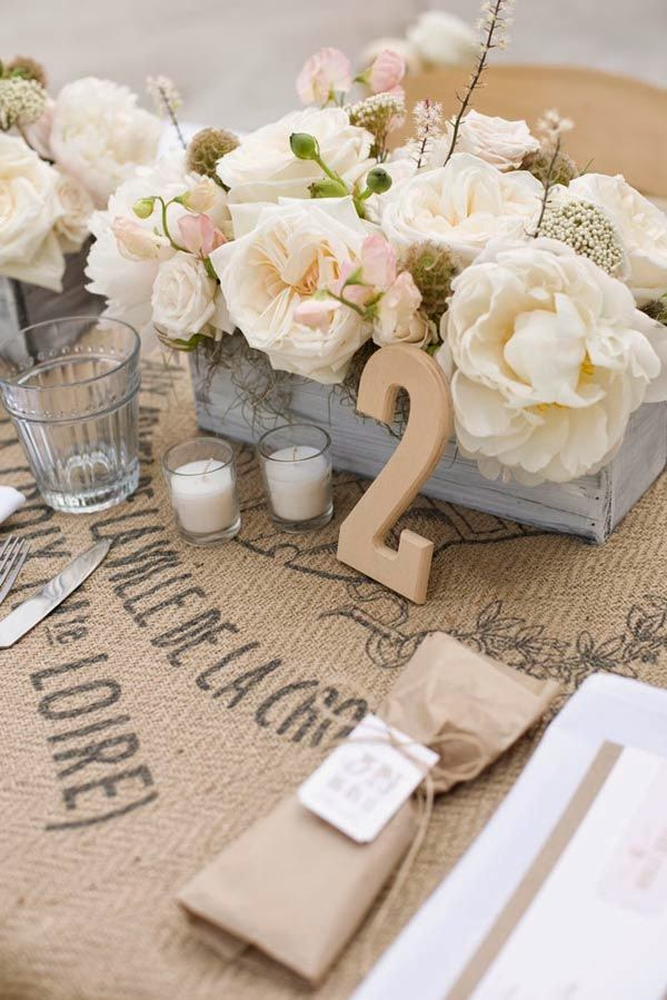 Resultado de imagen de centros de mesa boda