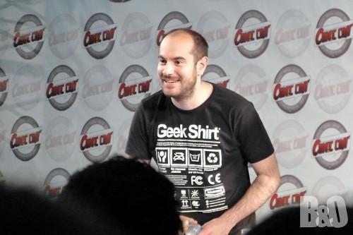 Comic con 2012 bref