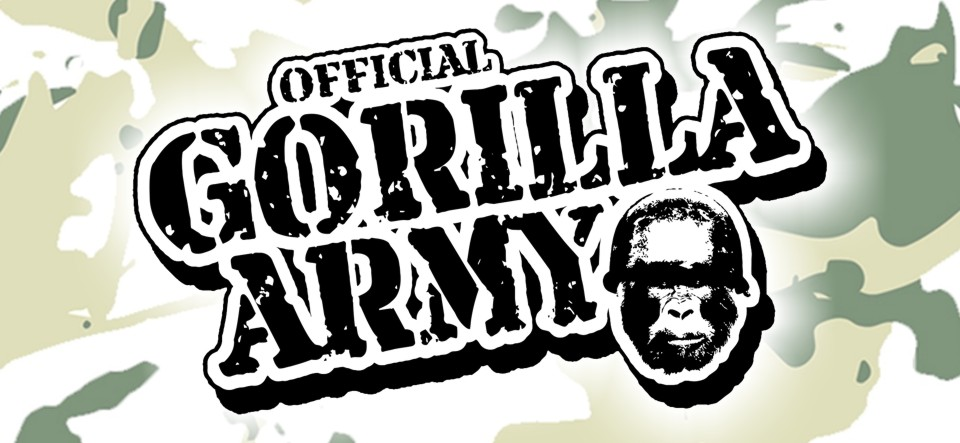 Official Gorilla Army