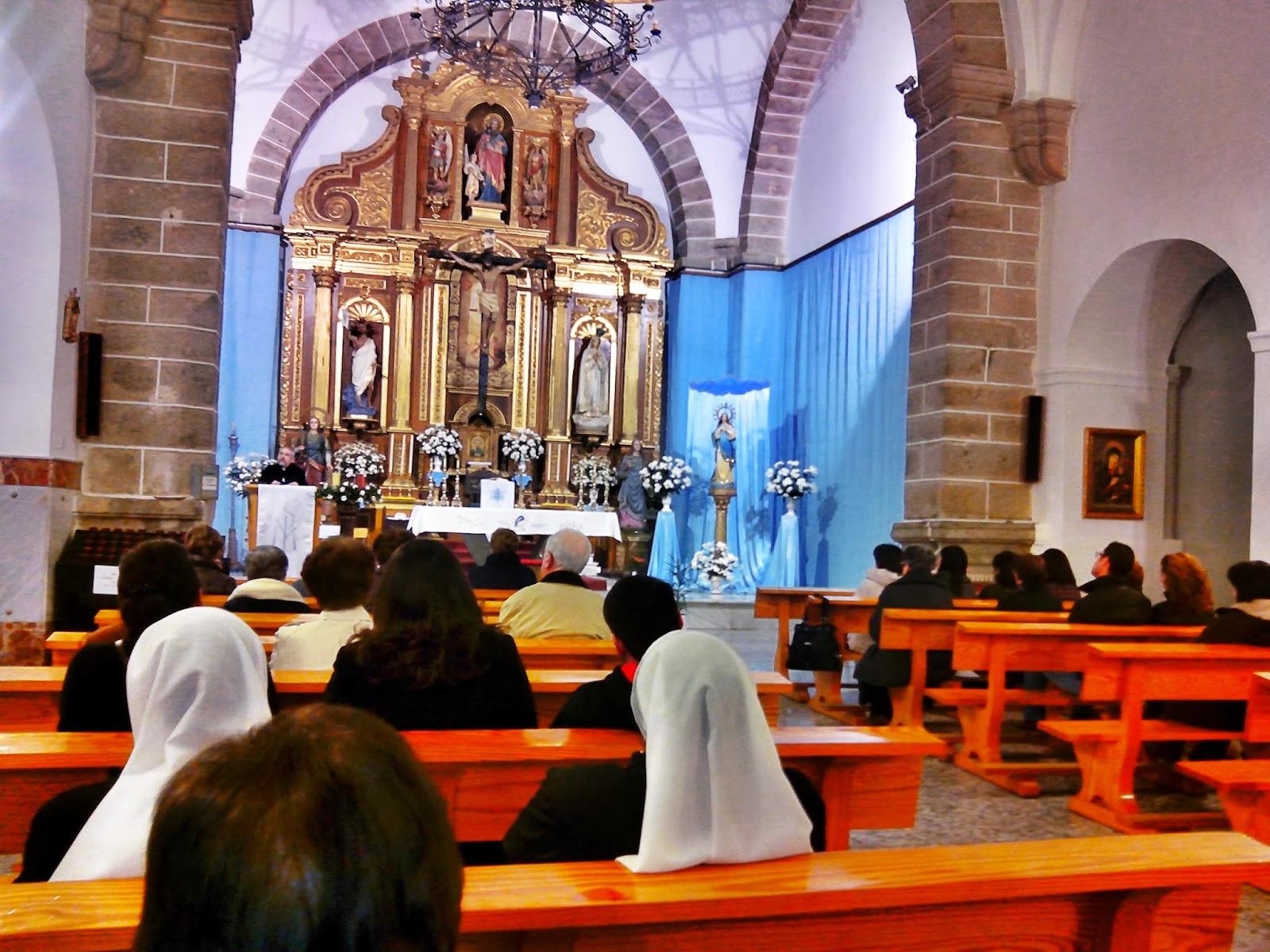 Parroquia san mateo retiro de adviento en la parroquia for Villanueva del duque