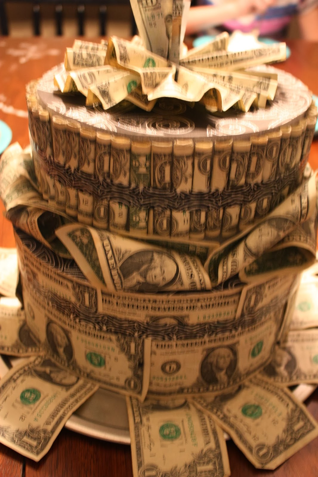 121 Best Images About Money Cake On Pinterest Treasure Chest 25